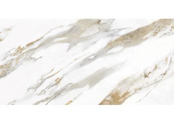 InterGres CALACATTA GOLD серый полированный 071L пол: фото - магазин Svit Keramiki