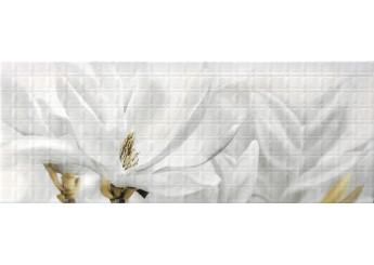 Интеркерама UNICO белый 061-1 декор: фото - магазин Svit Keramiki