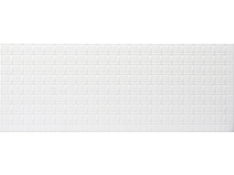 Интеркерама UNICO белая 061 стена: фото - магазин Svit Keramiki