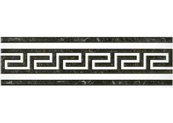 Плитка Интеркерама ALON напольный серый бордюр 071: фото - магазин Svit Keramiki