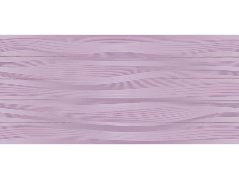 Плитка BATIK темно-фиолетовая 052 стена: фото - магазин Svit Keramiki