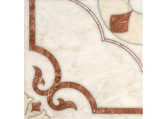 Плитка Интеркерама CASTELLO коричневый пол 022: фото - магазин Svit Keramiki