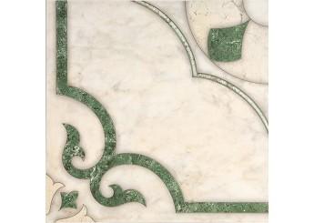 Плитка Интеркерама CASTELLO зеленый 012 пол: фото - магазин Svit Keramiki