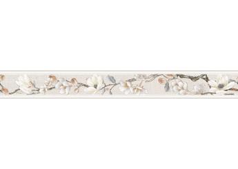Плитка Интеркерама DOLORIAN бордюр вертикальный серый 071: фото - магазин Svit Keramiki