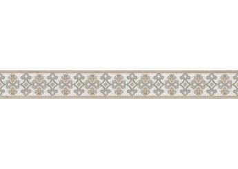 Плитка Интеркерама DOLORIAN бордюр вертикальный серый 071-1: фото - магазин Svit Keramiki