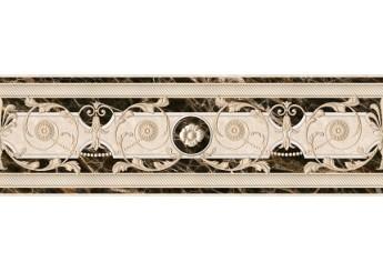 Плитка Интеркерама FENIX бордюр напольный 021: фото - магазин Svit Keramiki