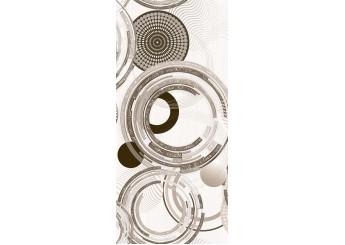 Плитка Интеркерама MARE коричневый 031-1 декор: фото - магазин Svit Keramiki