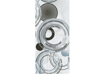 Плитка Интеркерама MARE серый 071-1 декор: фото - магазин Svit Keramiki