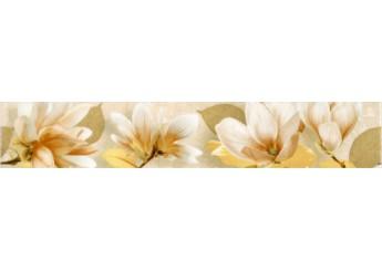 Плитка Интеркерама SAFARI бордюр коричневый 031-1: фото - магазин Svit Keramiki