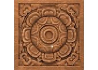 Плитка Интеркерама URBAN коричневый декор 031: фото - магазин Svit Keramiki