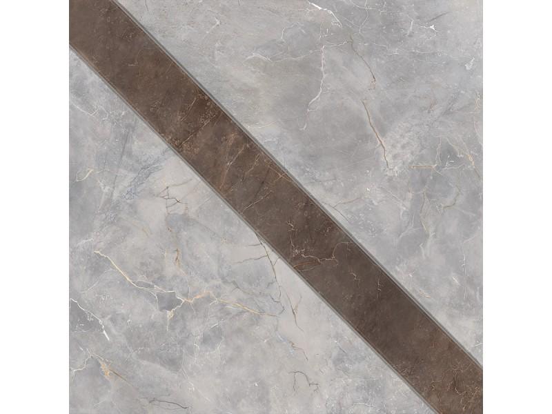 Интеркерама VENETO светло-серый 071-1 пол: фото - магазин Svit Keramiki