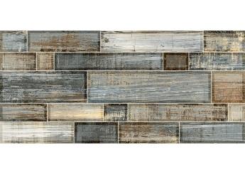 Плитка Интеркерама VERSO темно-серый стена 072: фото - магазин Svit Keramiki