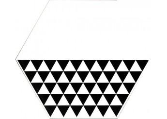 KERAMA MARAZZI  БУРАНЕЛЛИ треугольники NT\A218\23000 декор: фото - магазин Svit Keramiki