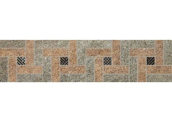 Плитка KERAMA MARAZZI  ЭЙГЕР бордюр 154\SG4504: фото - магазин Svit Keramiki