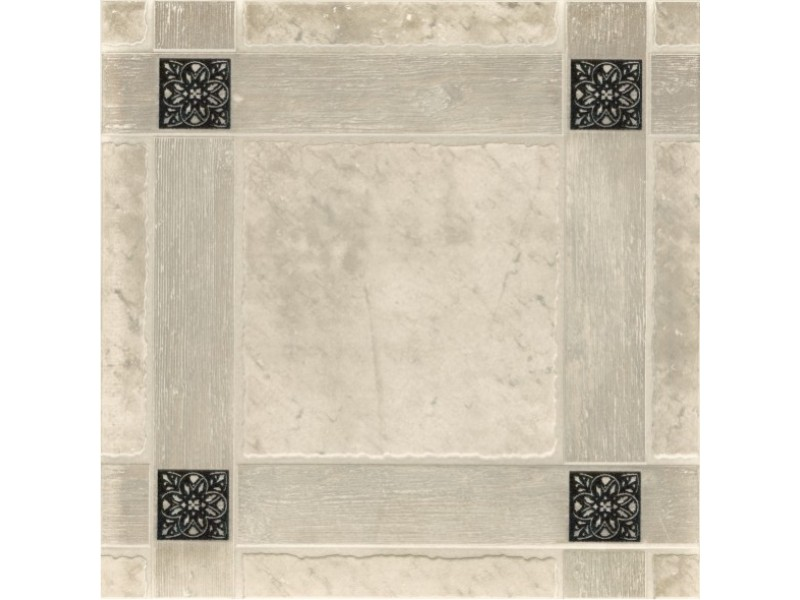 Грес рустик Керамин ШАТО 1 серый пол: фото - магазин Svit Keramiki