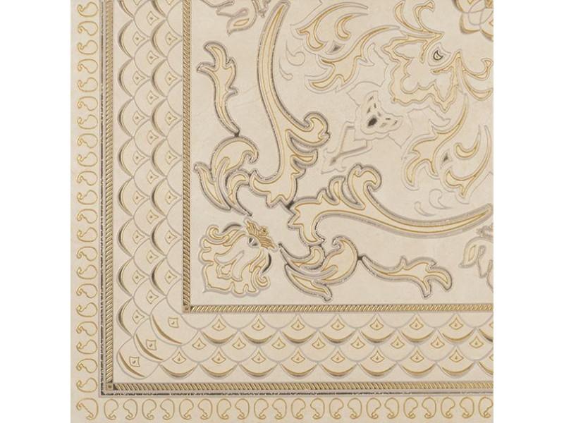 Плитка LOUVRE DEC ANG CREMA MARFIL декор: фото - магазин Svit Keramiki