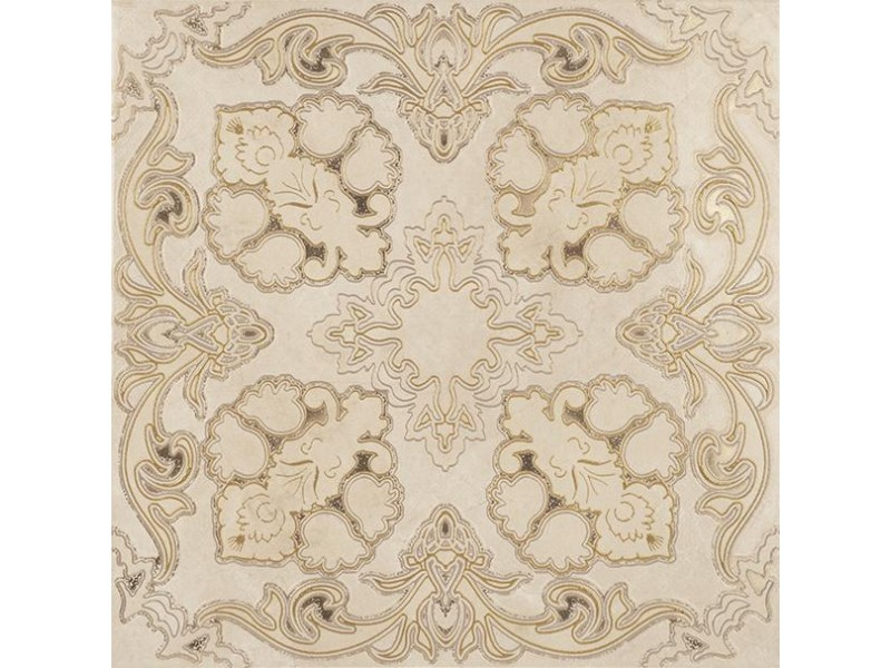 Плитка LOUVRE DEC CARPET CREMA MARFIL декор: фото - магазин Svit Keramiki