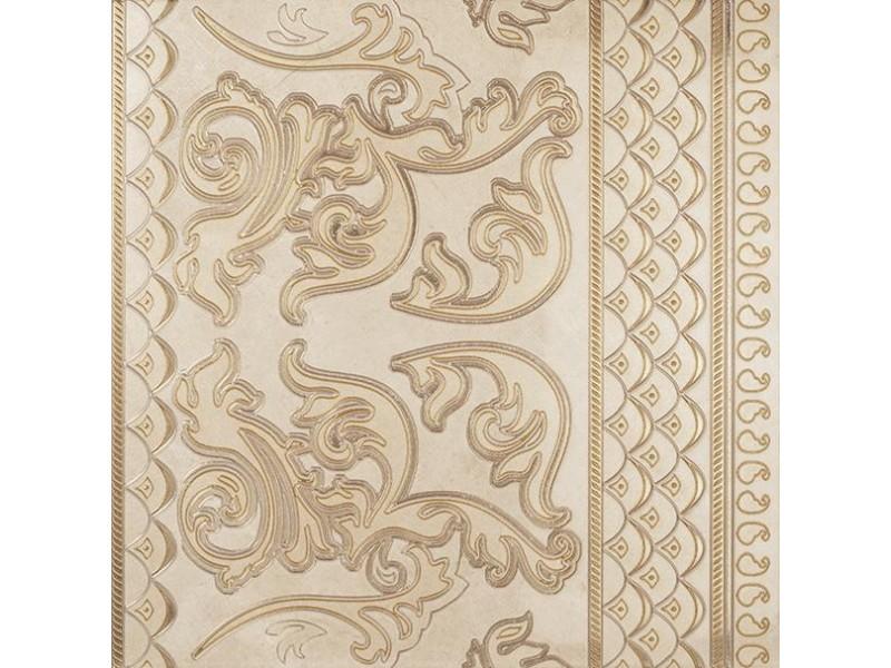 Плитка LOUVRE DEC CEN CREMA MARFIL декор: фото - магазин Svit Keramiki