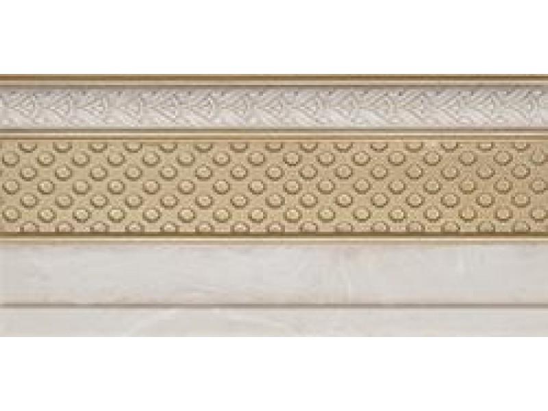 Плитка LOUVRE ZOCALO GOLD фриз: фото - магазин Svit Keramiki