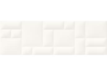 OPOCZNO PILLOW GAME WHITE STRUCTURE стена: фото - магазин Svit Keramiki