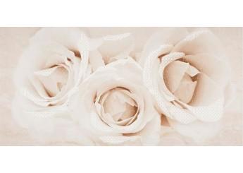 Плитка OPOCZNO CAMELIA INSERTO FLOWER декор: фото - магазин Svit Keramiki