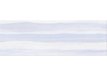 Плитка OPOCZNO STRIPES BLUE стена: фото - магазин Svit Keramiki
