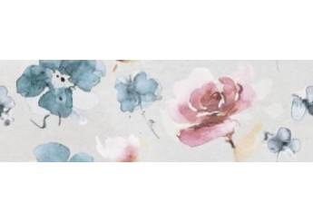 Плитка OPOCZNO MYSTERY LAND INSERTO FLOWER декор: фото - магазин Svit Keramiki