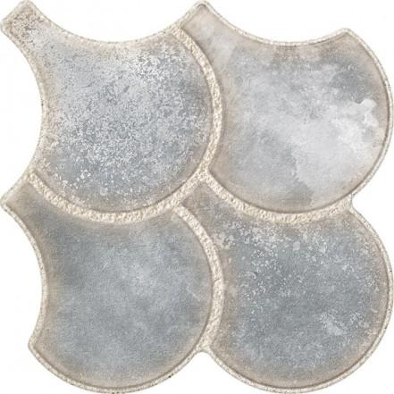 Плитка OSET GRANADA GREY пол: фото - магазин Svit Keramiki