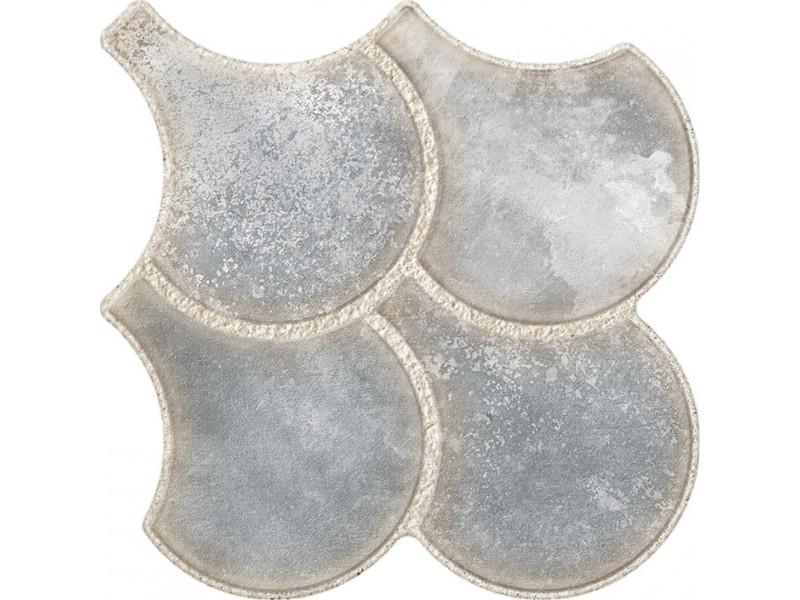 OSET GRANADA GREY пол: фото - магазин Svit Keramiki