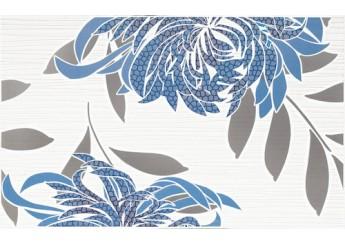Плитка PARADYZ ACAPULCO BLUE INSERTO A декор: фото - магазин Svit Keramiki