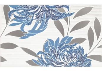 Плитка PARADYZ ACAPULCO BLUE INSERTO B декор: фото - магазин Svit Keramiki