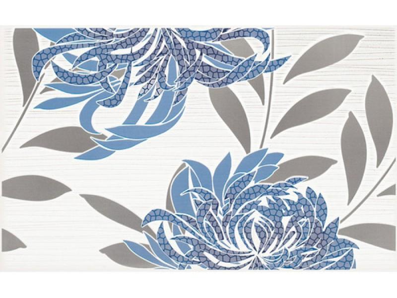 Плитка ACAPULCO BLUE INSERTO B декор: фото - магазин Svit Keramiki