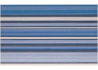 Плитка PARADYZ ACAPULCO BLUE INS PASKI декор: фото - магазин Svit Keramiki