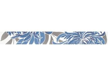 Плитка PARADYZ ACAPULCO BLUE LISTWA фриз: фото - магазин Svit Keramiki