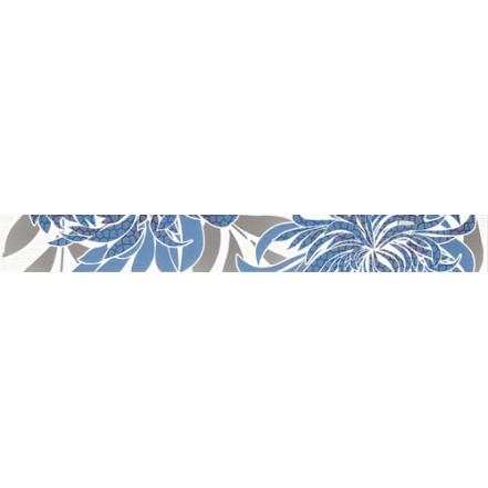 Плитка ACAPULCO BLUE LISTWA фриз: фото - магазин Svit Keramiki