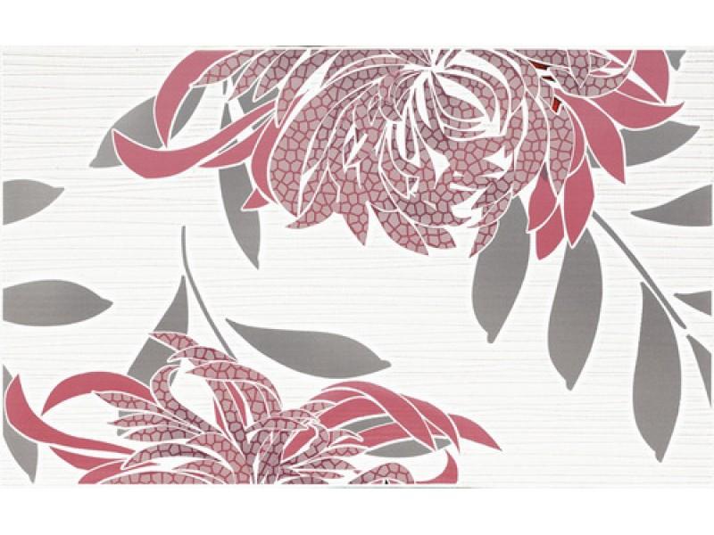 Плитка ACAPULCO ROSA INSERTO A декор: фото - магазин Svit Keramiki