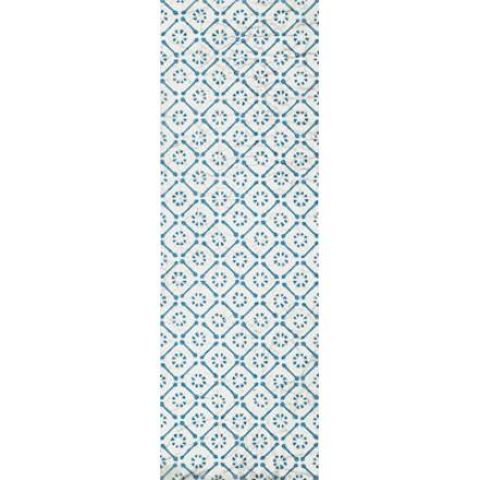Плитка ANTICO BLUE INS B декор: фото - магазин Svit Keramiki