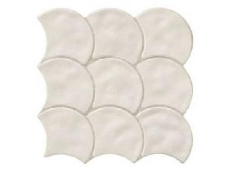 Плитка REALONDA SCALE GLOSS WHITE пол: фото - магазин Svit Keramiki
