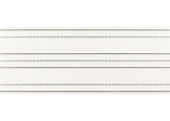 Плитка Tubadzin ABISSO WHITE 1 декор: фото - магазин Svit Keramiki