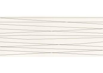 Плитка Tubadzin ABISSO WHITE 2 декор: фото - магазин Svit Keramiki