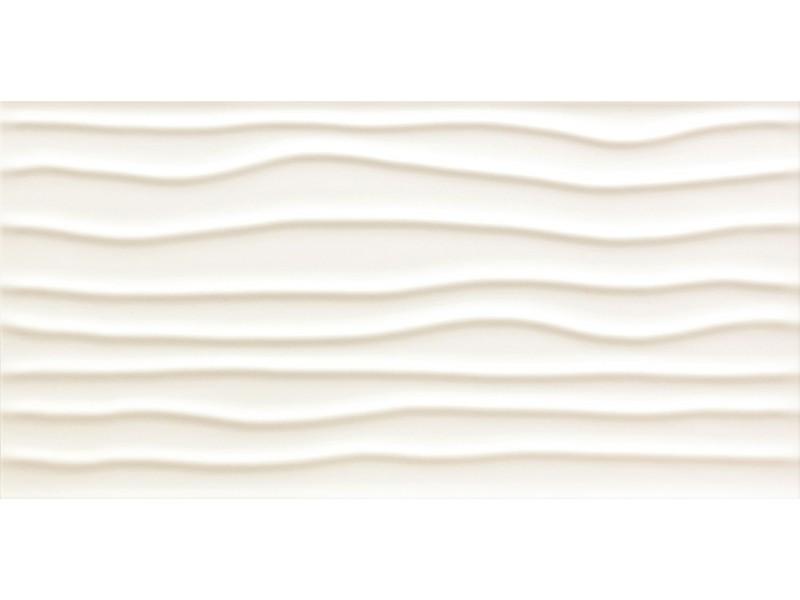 Плитка ALL IN WHITE WHITE 4 STRUCTURE стена: фото - магазин Svit Keramiki