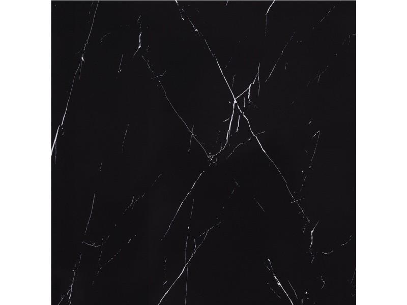 Керамогранит MEGAGRES 6B6067 MARBLE BLACK пол: фото - магазин Svit Keramiki