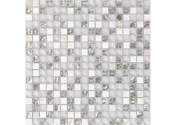 Мозайка MOZAICO DE LUX T-MOS DF01+G01+ARISTON: фото - магазин Svit Keramiki