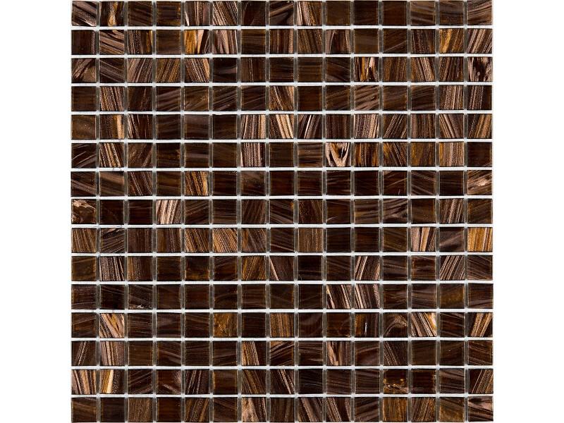 Мозайка MOZAICO DE LUX V-MOS JD005 DARK GOLDSTONE: фото - магазин Svit Keramiki
