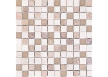 Мозайка MOZAICO DE LUX V-MOS S823-11 ANTIQUE BEIGE: фото - магазин Svit Keramiki