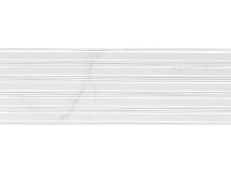 ARGENTA FONTANA EXEDRA WHITE MATT стена: фото - магазин Svit Keramiki