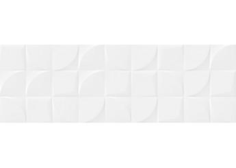 Плитка GEOTILES BLANCO BRILLO RLV стена: фото - магазин Svit Keramiki