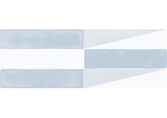 Плитка GEOTILES ENCODE RLV BLUE стена: фото - магазин Svit Keramiki