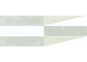 Плитка GEOTILES ENCODE RLV GREEN стена: фото - магазин Svit Keramiki