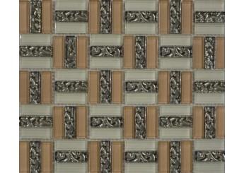 Мозаика Grand Kerama трино беж (1076): фото - магазин Svit Keramiki